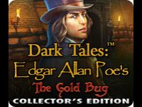 Dark Tales: Edgar Allan Poe's The Gold Bug Collector's Edition