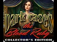 Dark Cases: The Blood Ruby Collector's Edition