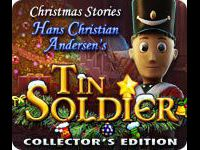 Christmas Stories: Hans Christian Andersen's Tin Soldier Collector's Edition