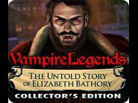 Vampire Legends: The Untold Story of Elizabeth Bathory Collector's Edition