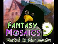 Fantasy Mosaics 9: Portal in the Woods