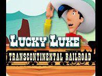 Lucky Luke: Transcontinental Railroad