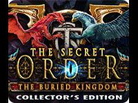 The Secret Order: The Buried Kingdom Collector's Edition