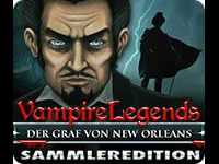 Vampire Legends: Der Graf von New Orleans Sammleredition