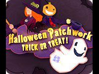 Halloween Patchworks: Trick or Treat!