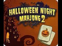 Halloween Night Mahjong 2
