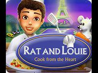 Rat and Louie: Cook from the Heart