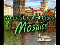 World's Greatest Cities Mosaics