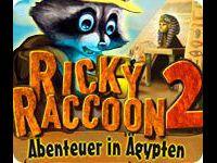 Ricky Raccoon 2: Abenteuer in Ägypten