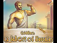 Griddlers: 12 labors of Hercules