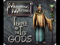 Mahjong Masters: Temple of the Ten Gods