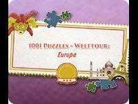1001 Puzzles: Welttour Europa