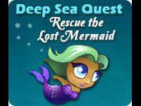 Deep Sea Quest: Rescue the Lost Mermaid