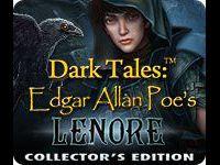 Dark Tales: Edgar Allan Poe's Lenore Collector's Edition