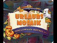 Urlaubsmosaik: Halloween-Rätsel