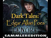 Dark Tales: Edgar Allen Poes Lenore Sammleredition