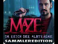 Maze - Im Reich der Albträume Sammleredition