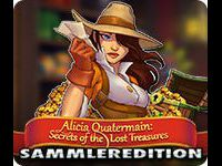 Alicia Quatermain: Secrets Of The Lost Treasures Sammleredition