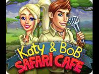 Katy & Bob: Safari Café