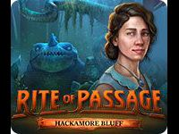 Rite of Passage: Hackamore Bluff