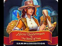 Alicia Quatermain and The Stone of Fate Sammleredition