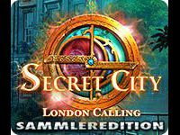 Secret City: London Calling Sammleredition