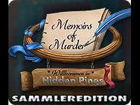 Memoirs of Murder: Willkommen in Hidden Pines Sammleredition