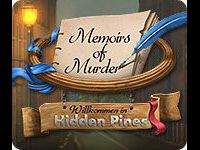 Memoirs of Murder - Willkommen in Hidden Pines