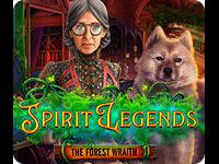 Spirit Legends: The Forest Wraith
