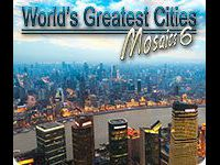 World's Greatest Cities Mosaics 6