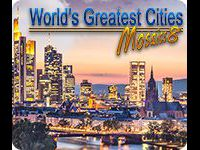 World's Greatest Cities Mosaics 8