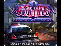 Ghost Files: Memory of a Crime Collector's Edition