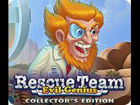 Rescue Team: Evil Genius Collector's Edition