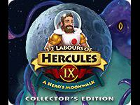 12 Labours of Hercules IX: A Hero's Moonwalk Collector's Edition