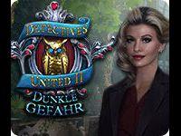 Detectives United: Dunkle Gefahr