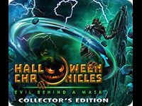 Halloween Chronicles: Evil Behind a Mask Collector's Edition