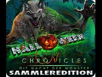 Halloween Chronicles: Die Nacht der Monster Sammleredition