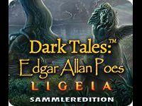 Dark Tales: Edgar Allan Poes Ligeia Sammleredition