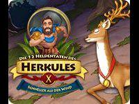 Die 12 Heldentaten des Herkules X: Schneller als der Wind