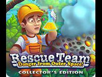 Rescue Team: Danger from Outer Space! Collector's Edition