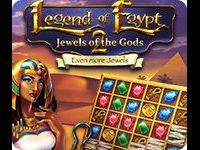 Legend of Egypt: Jewels of the Gods 2 - Even More Jewels