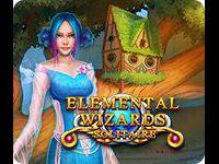 Solitaire: Elemental Wizards
