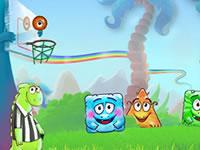 Dino Basketball
