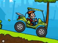 Crazy GolfCart 2
