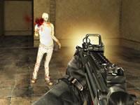 3D Zombie Survival