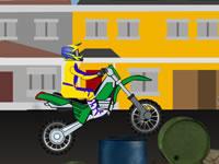 Funny Moto Trial
