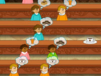 Cafe - Sliding Plates