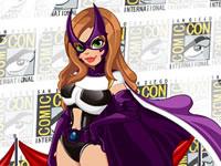 Comic Con Dressup