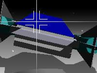 3D Space Skimmer