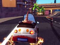 Madagascar 3 - Race Across Europe